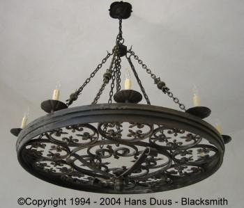 Custom Hans Duus Blacksmith Inc